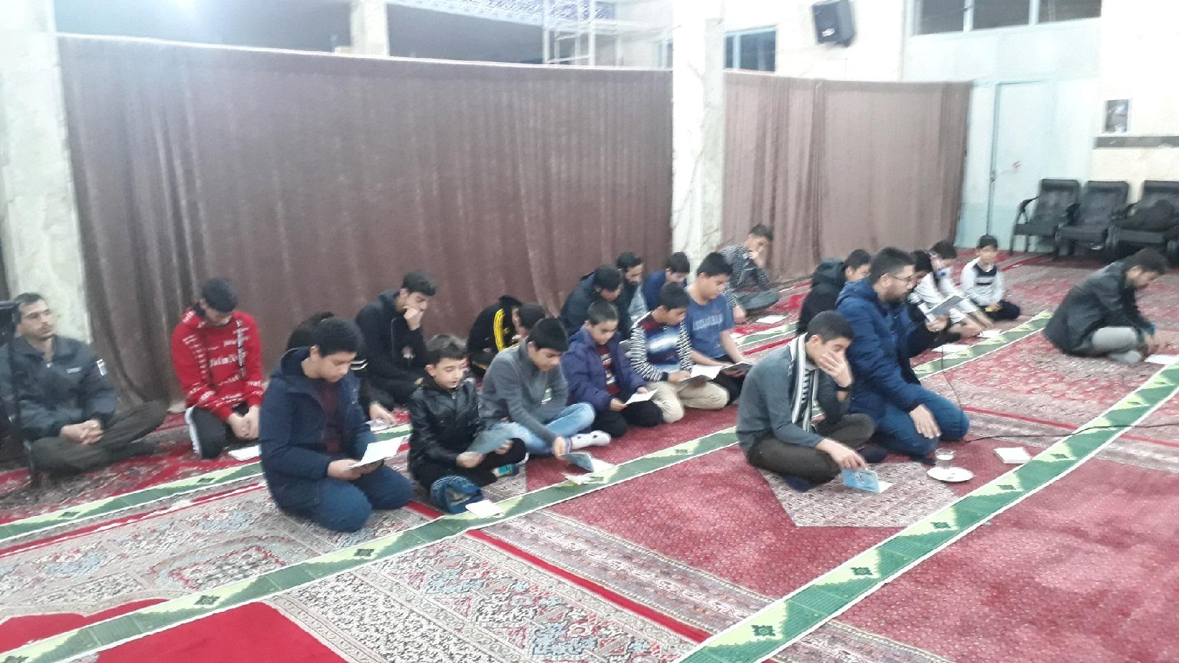 تصویر دعای ندبه